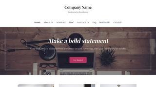 Uptown Style Web Design