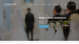 Lyrical Wedding Planner